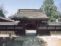 越後蒲原豪農・旧田巻邸 椿寿荘・写真