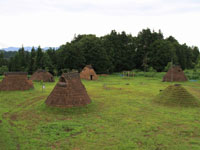 農と縄文の体験実習館「なじょもん」・写真