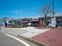 米山サービスエリア(上り)・写真