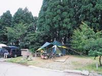 吉峰キャンプ場・BBQ場