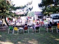 島尾キャンプ場・写真
