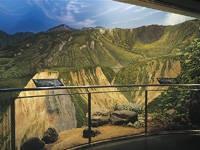 富山県立山カルデラ砂防博物館・写真
