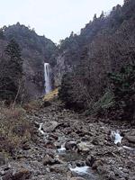 常虹の滝・写真