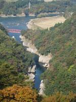 神通峡ドライブコース・写真