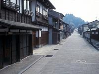 諏訪町本通り・写真