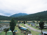 桂湖オートキャンプ場・写真