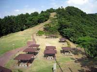 猿倉山森林公園キャンプ場・写真