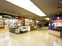 室堂ターミナル売店・写真