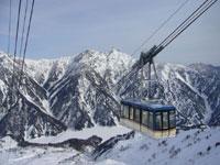 立山ロープウェイ・写真
