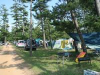 大島キャンプ場・写真