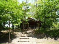 石川県森林公園三国山キャンプ場・写真