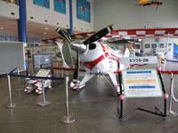 石川県立航空プラザ・写真