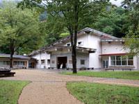 石川県白山自然保護センター 中宮展示館・写真