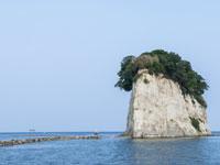 見附島・写真