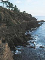 ヤセの断崖・写真
