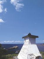 旧福浦灯台・写真