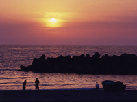 小舞子海岸・写真