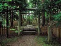 前田家墓所・写真