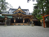 安宅住吉神社・写真