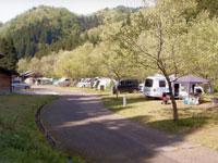 西俣キャンプ場・写真