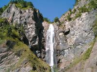 ふくべの大滝・写真