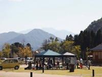 白山ろくテーマパーク 吉野オートキャンプ場・写真