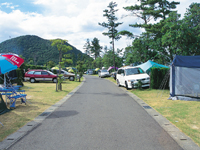 赤礁崎オートキャンプ場・写真