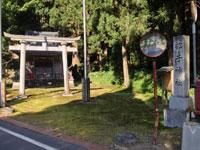 部子神社・写真