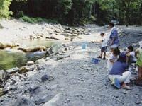 新庄渓流の里
