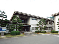 福井県立一乗谷朝倉氏遺跡資料館・写真
