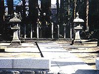 朝倉義景墓所・写真