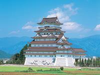勝山城博物館・写真