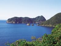 御神島・写真