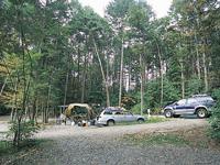 清里丘の公園オートキャンプ場・写真