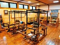 大石紬伝統工芸館・写真