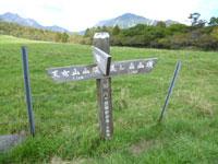 天女山・美し森ハイキングコース・写真