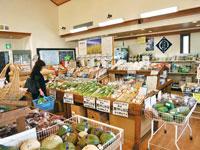 町の駅 武川町農産物直売センター・写真
