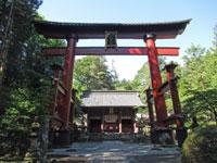 北口本宮冨士浅間神社・写真