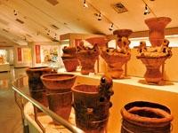 釈迦堂遺跡博物館・写真