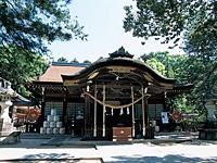 武田神社・写真