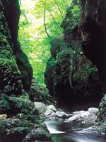 丹波渓谷・写真