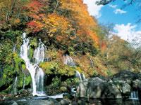 川俣東沢渓谷・写真