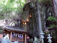 石割神社・写真