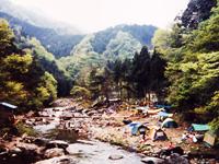 大栗オート・キャンプ場・写真