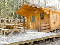 自然暮らし体験村「清水国明の森と湖の楽園」・写真