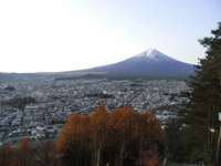 新倉山浅間公園・写真