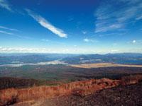 富士山五合目・写真