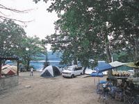 青木湖キャンプ場&アドベンチャークラブ・写真