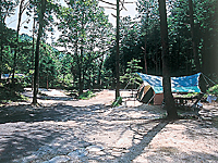 南木曽山麓蘭キャンプ場・写真