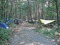 開田高原キャンプ場・写真